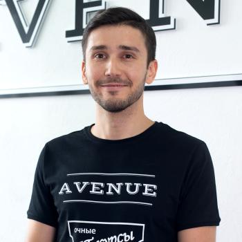 Куратор курса Галиев Рустам Более 8 лет в веб-разработке
