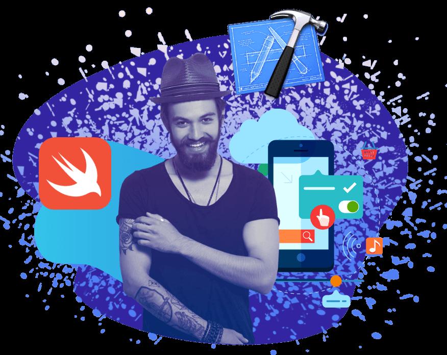 Старт ближайших курсов в Москве  iOS разработчик (Swift) 10 мая
