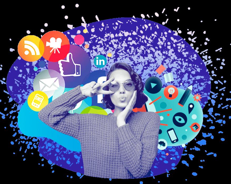 Старт ближайших курсов в Москве SMM-менеджер <br>Продвижение в социальных сетях 12 марта