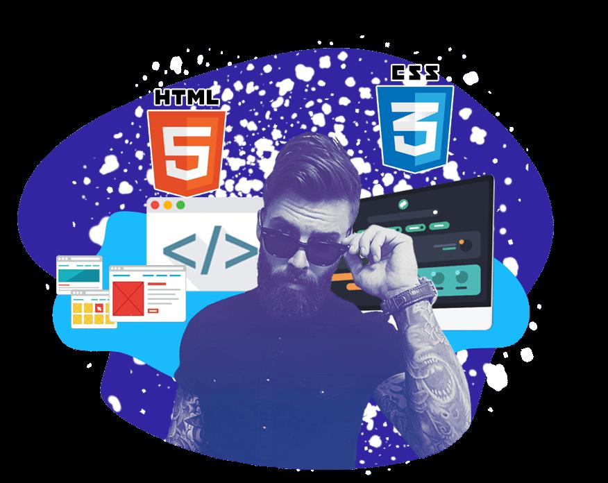 Старт ближайших курсов в Москве HTML+CSS<br> Вёрстка сайтов  5 марта