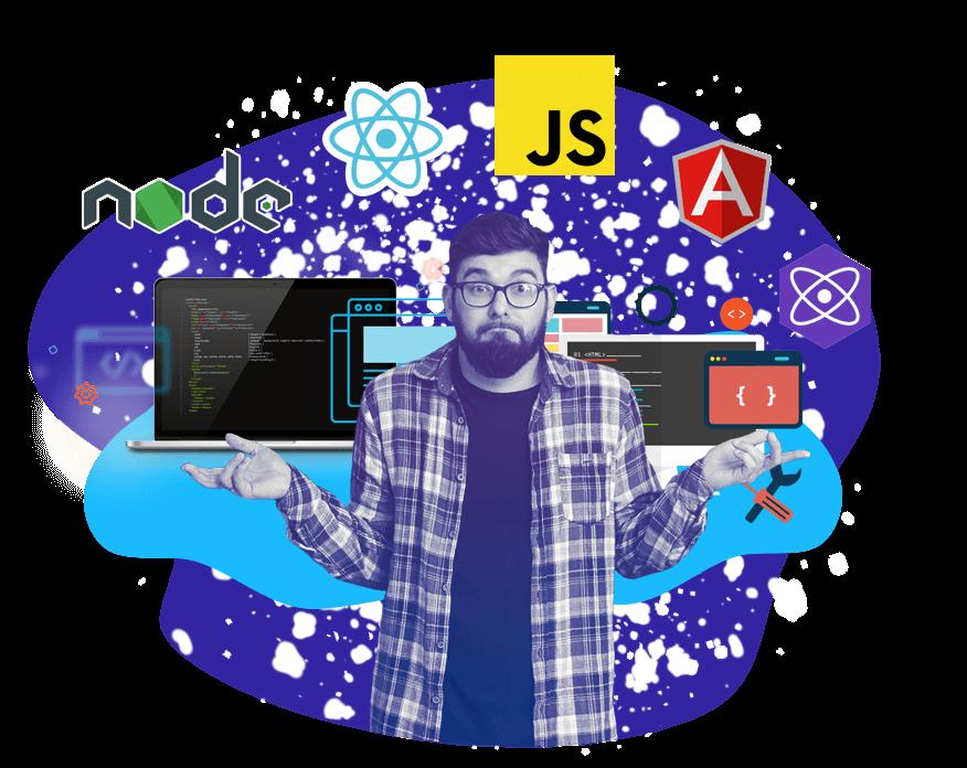 Старт ближайших курсов в Москве Javascript <br> Full-Stack разработка 5 марта